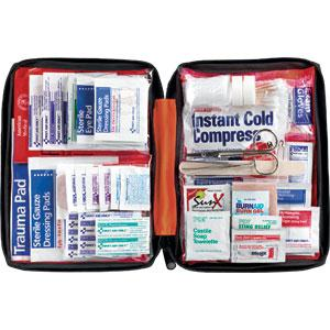 205-Piece Outdoor First Aid Kit