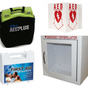 Zoll AED Combo Package