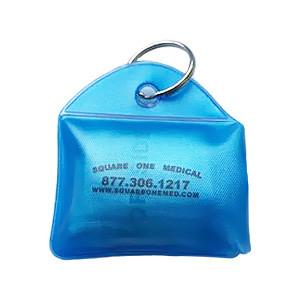 Keychain CPR Face Shield