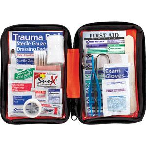 107 Piece Outdoor First Aid Kit