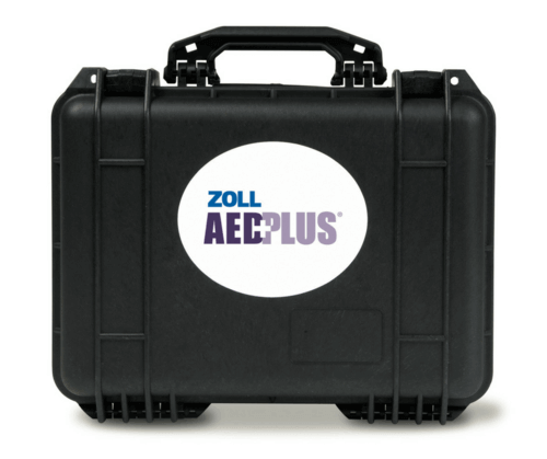 Zoll AED Plus Hard Pelican Case
