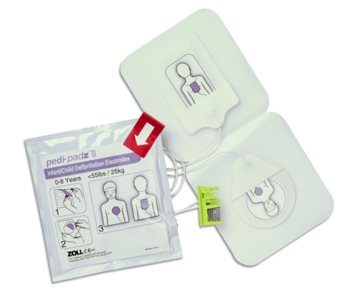 Zoll AED Plus Pediatric Pads