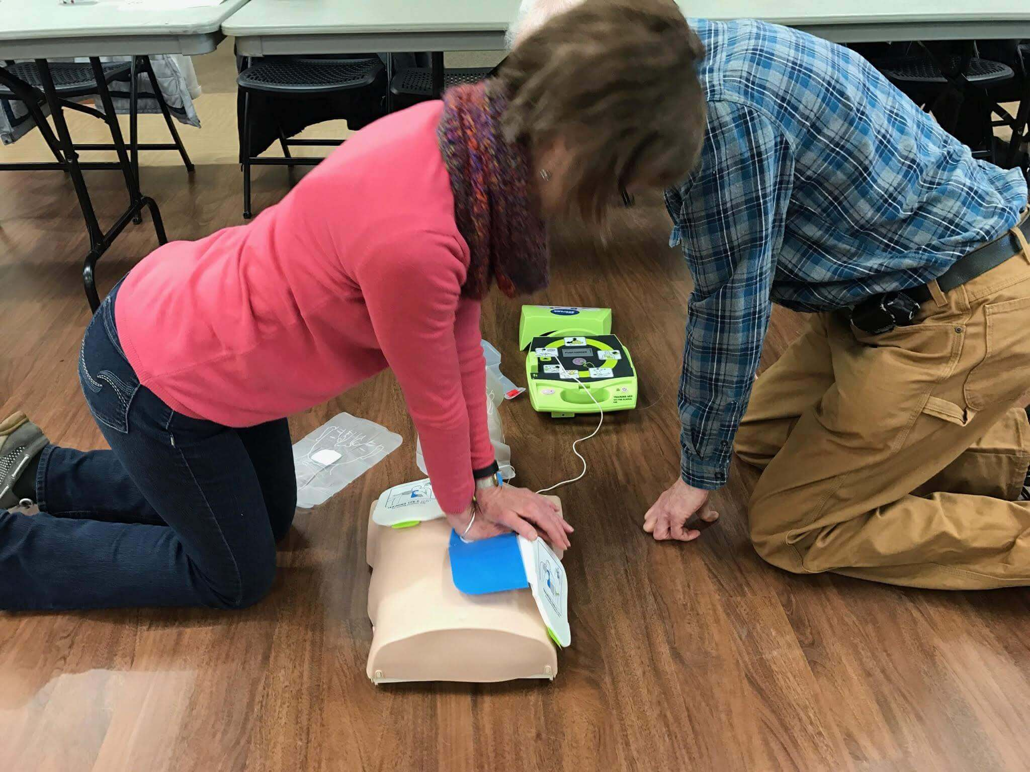Community CPR Classes