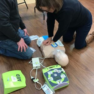 First Aid Adult/Pediatric Class
