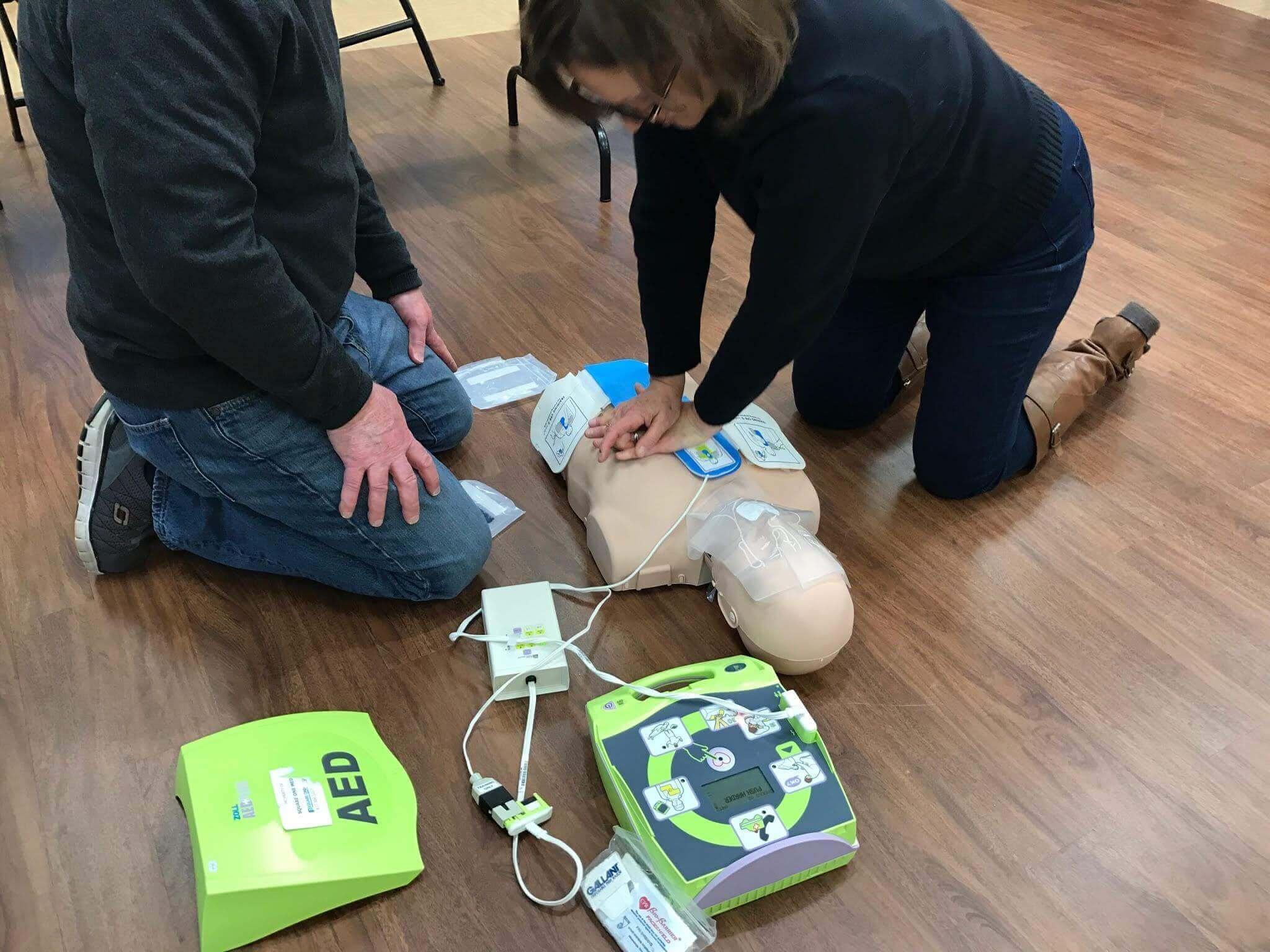 First Aid Adult/Pediatric Class