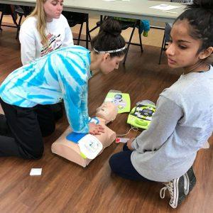 Agult/Pediatric CPR Class