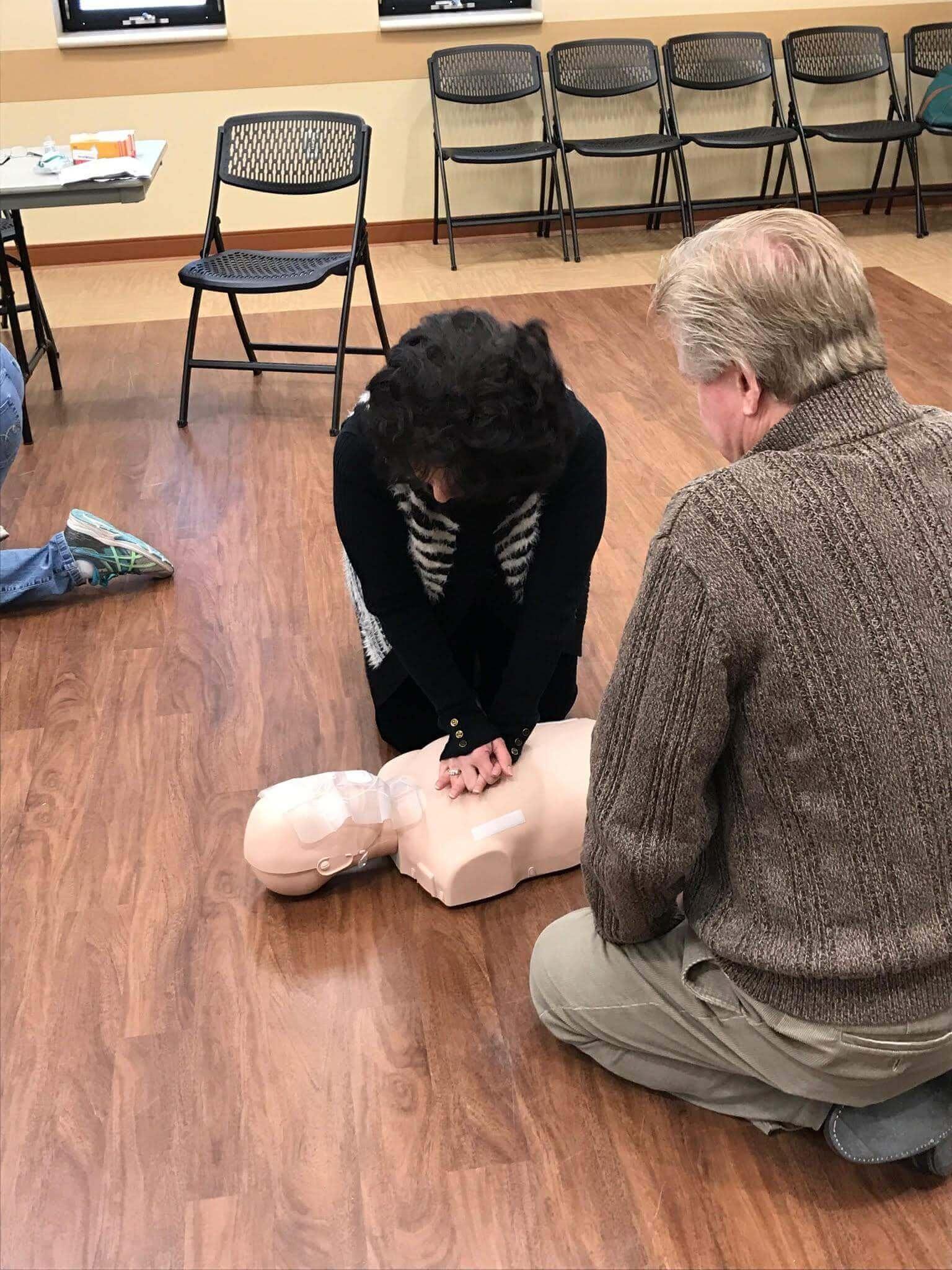 Community CPR Classes