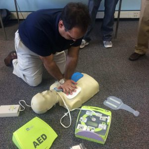 CPR/AED Class