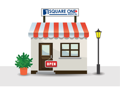 Square One Medical Small Business