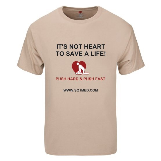 Its not heart to save a life_mens shirt_pebble