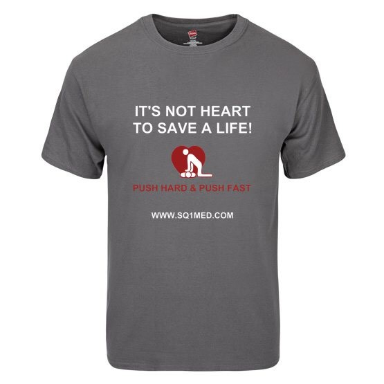 Its not heart to save a life_mens shirt_smoke gray