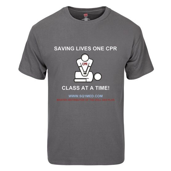 saving lives one cpr class at a time_mens_smoke gray