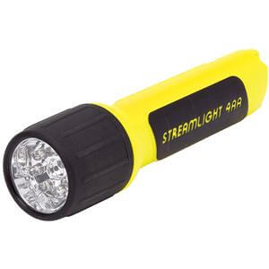 Streamlight ® 4AA ProPolymer® LED Class 1 Division 1 Flashlight